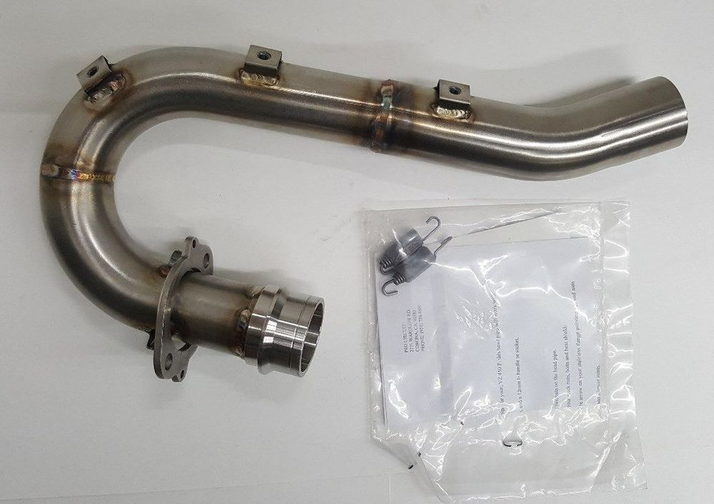 Details about 02111458 PRO CIRCUIT EXHAUST 4 STROKE MX EXHAUST