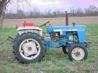 1979 Ford 1600 Tractors Used Farm Tractors Tractors For Sale