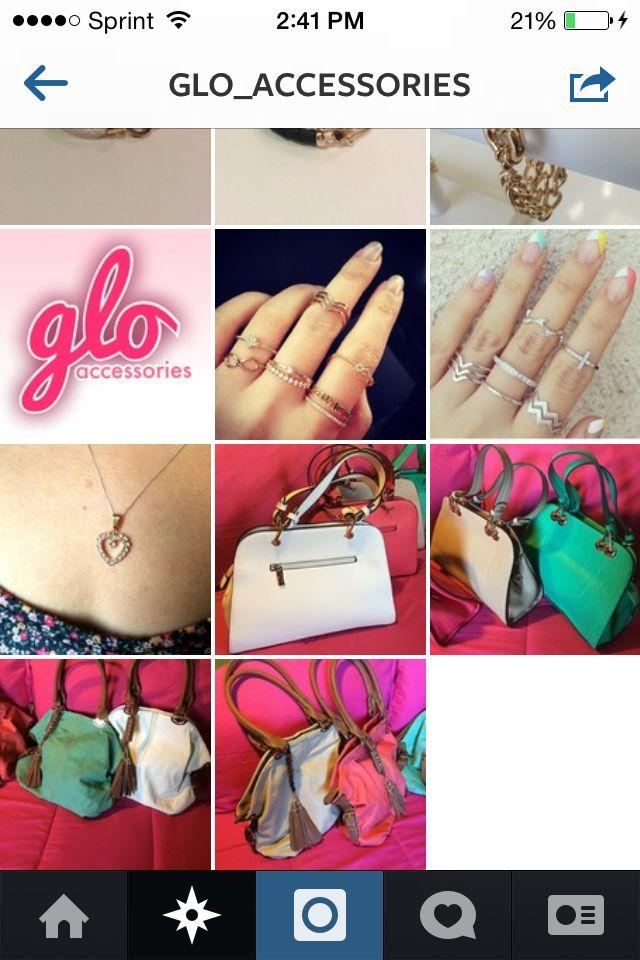 Glo_accessories on instagram