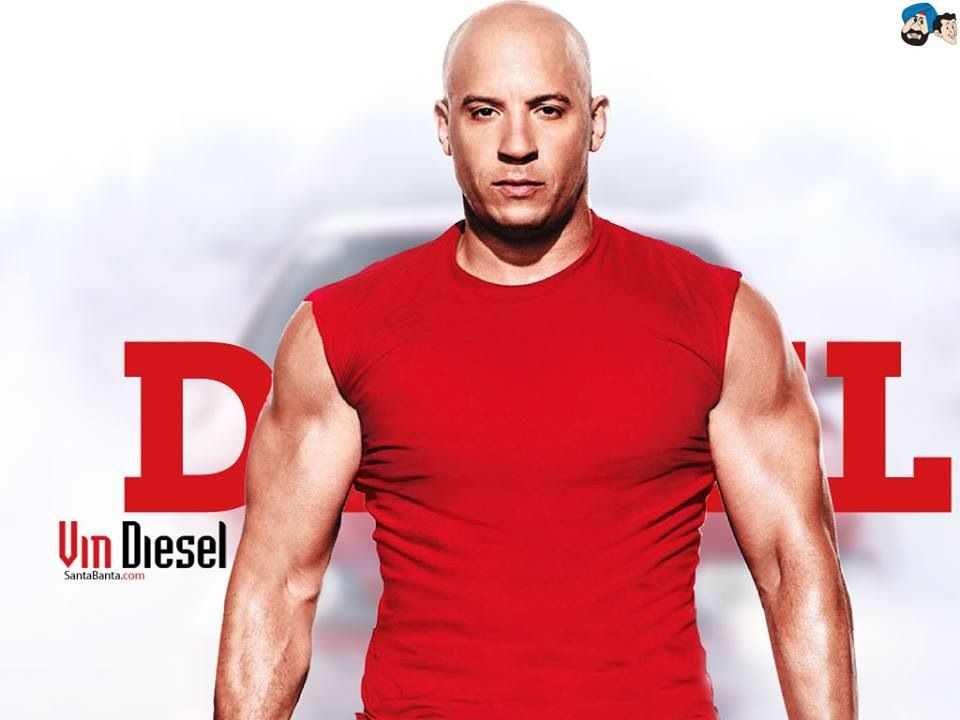 Vin Diesel- Fitness FAST AND FURIOUS 6 IS AWSOME | fitness ...