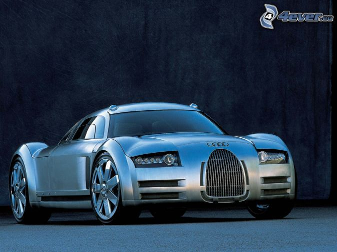 Audi Rosemeyer, Konzept, Sportwagen