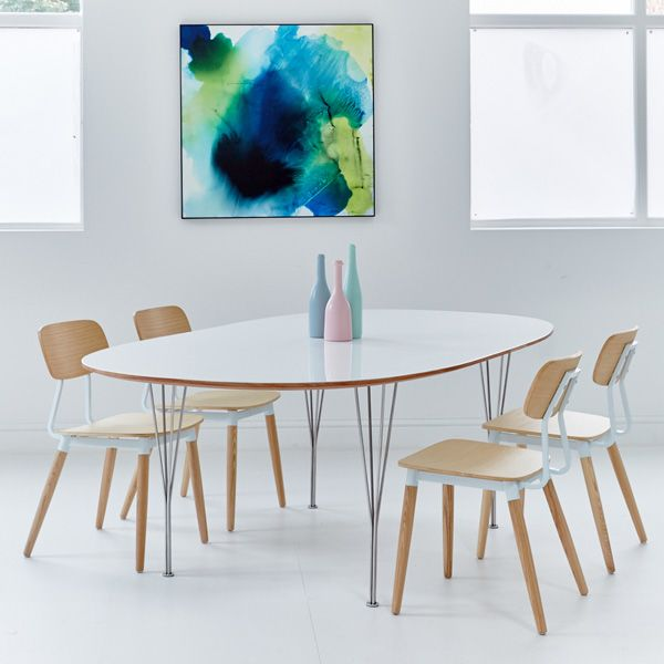Chip Leather Chair Modern Dining Chairs Leather Dining Chairs