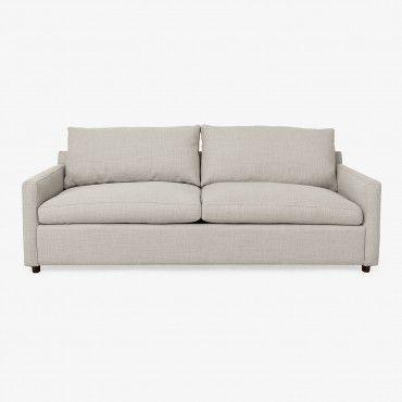 $1496 Cobble Hill Lucali Queen Sleeper Sofa