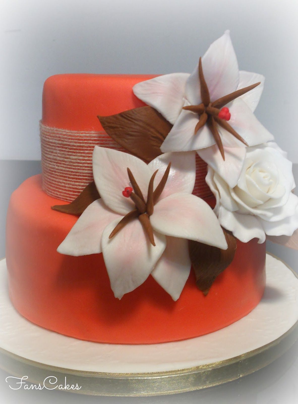 Cómo hacer Swiss Meringue Buttercream y lucirse con una deliciosa y bonita Pumpkin Cake