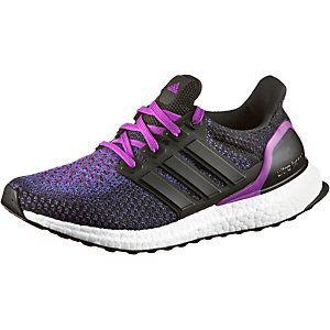 <title>Adidas Ultra Boost Laufschuhe Damen schwarz/lila im Online Shop von  SportScheck