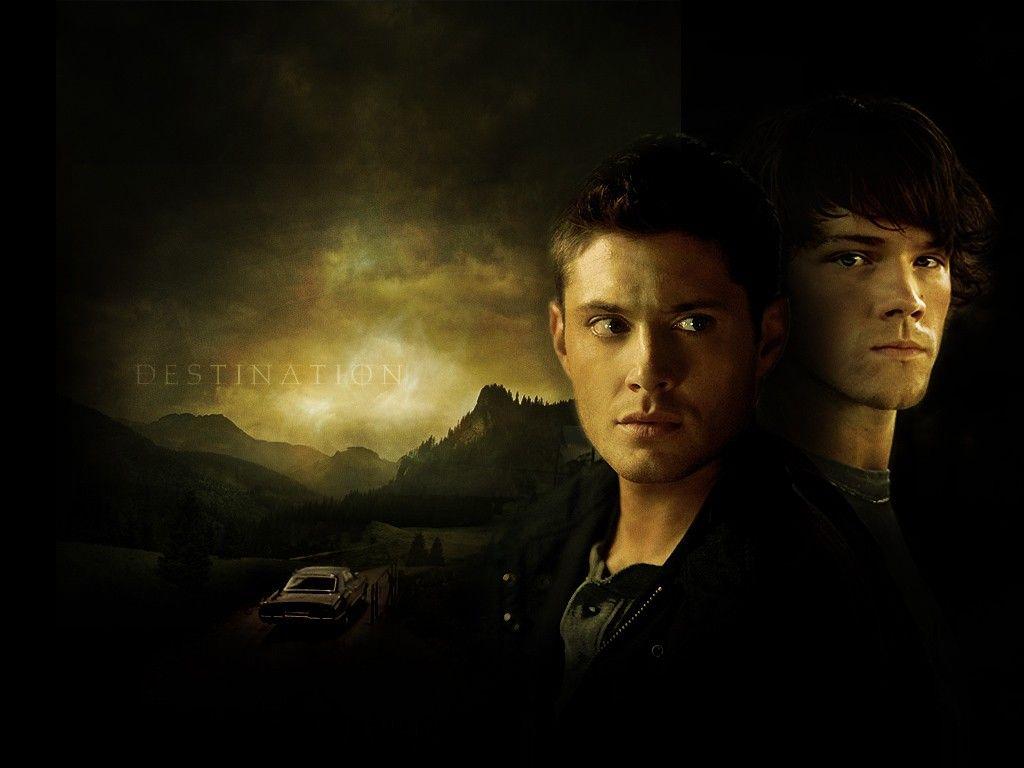 Supernatural wallpaper fond ecran serie tv for Fond ecran serie