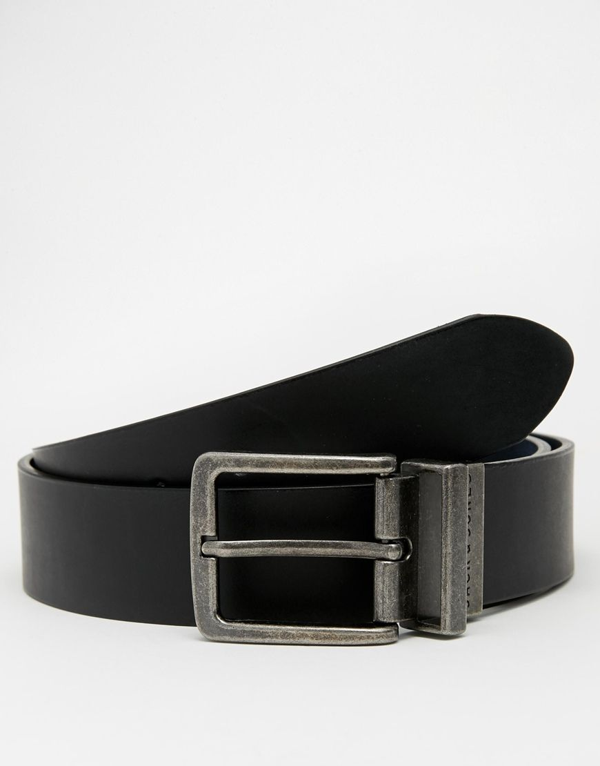 Get a makeover with this Dickies Eagle Lake Leather Belt - Black -  http   www.fashionshop.net.au shop asos dickies-eagle-lake-leather-belt-black   … 983952ae158