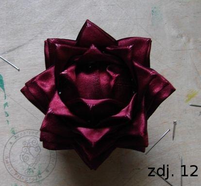 Swiat Filografii Kursy Crafts Flower Power Kanzashi