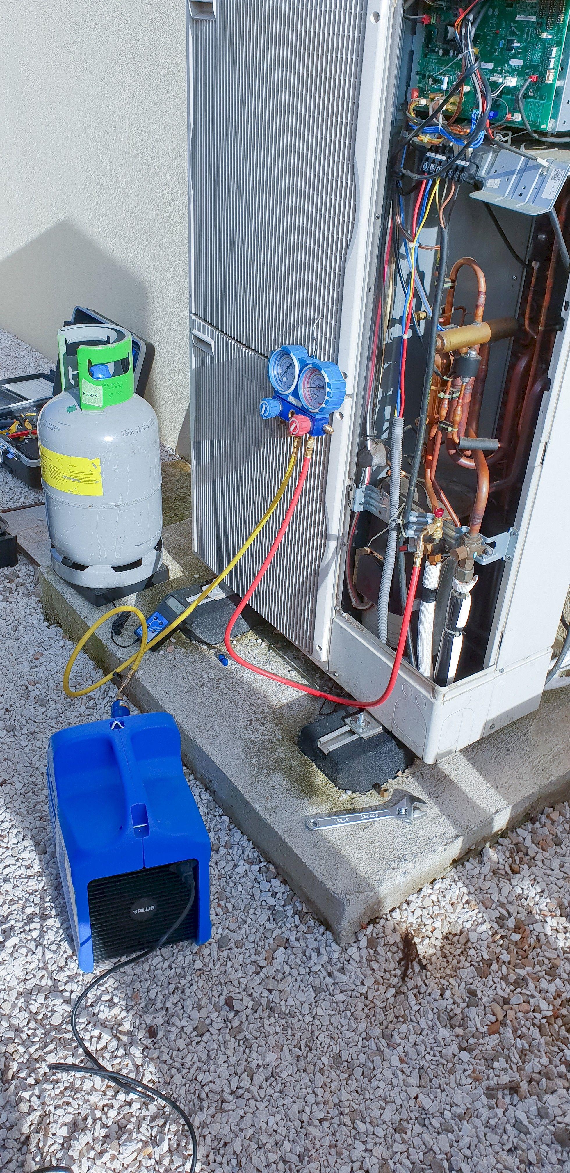 Epingle Sur Climatisation Chauffage Pompe A Chaleur A Aix En