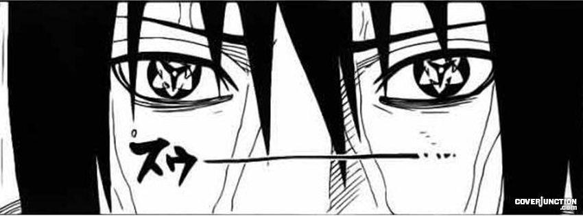 Uchiha Sasuke Facebook Covers Covers For Facebook Timeline