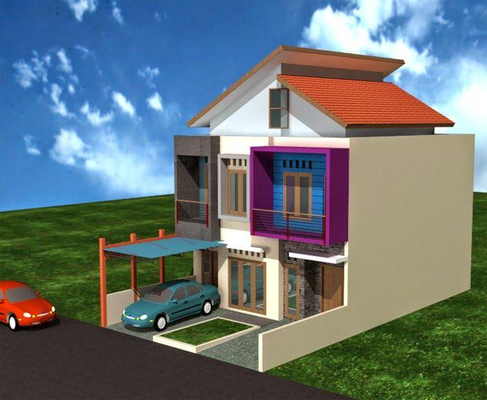50 model atap rumah minimalis yang cantik nan menawan for Design minimalis modern