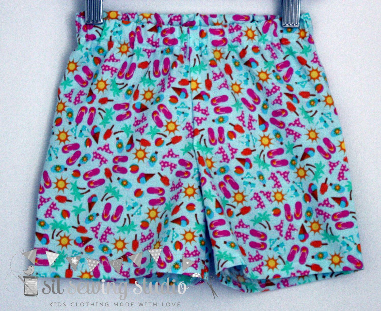 beach shorts for girls
