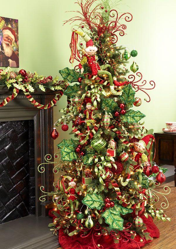 Ideas para decorar el rbol de navidad rboles de - Arboles de navidad decorados 2013 ...