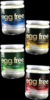 Plamil egg free mayonnaise