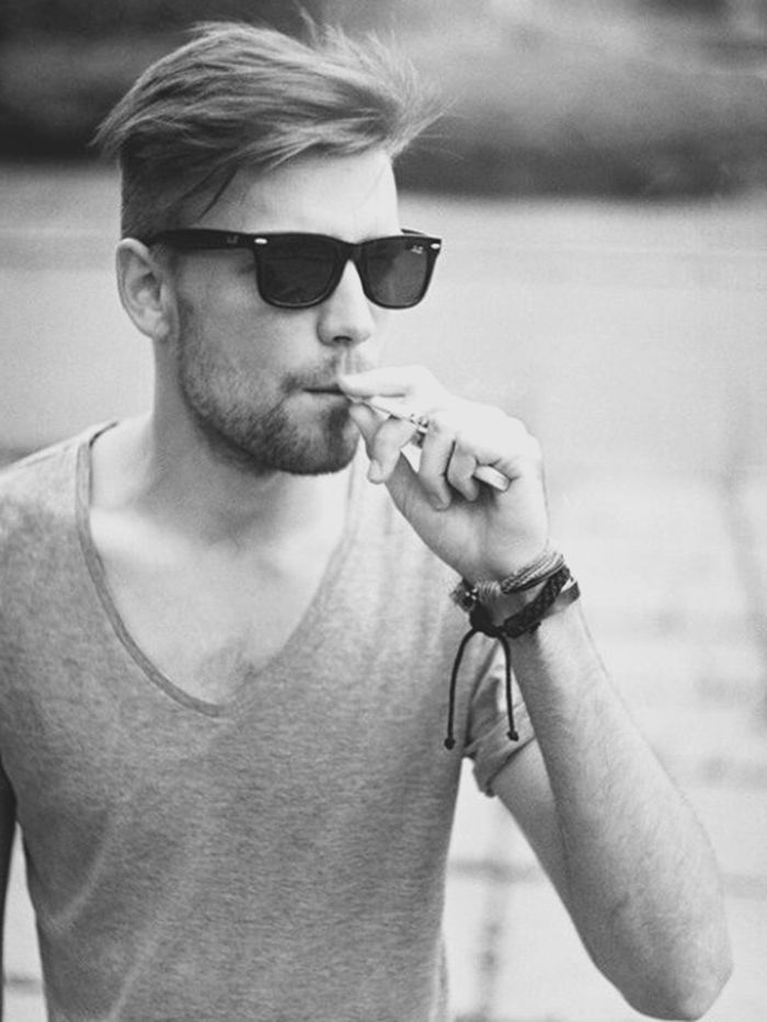 Pleasant Haircuts For Men Best Haircuts And Haircut Men On Pinterest Hairstyles For Women Draintrainus