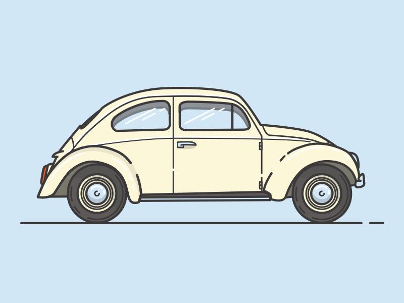 Vroom Vroom Car Cartoon Cartoon Clip Art Car Side View
