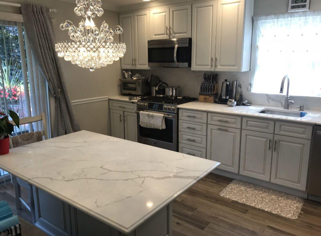 Westchester Ny Kitchen Renovation Kitchen Renovation New Countertops Kitchen Design