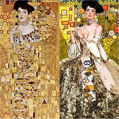 Klimt_333, gustav klimt, gustav klimt artist inspiration, art inspired by gustav klimit, fashionrework.com, haley byrd, costumer, designer, stylist, haleybyrd.com, inspiration from around the world