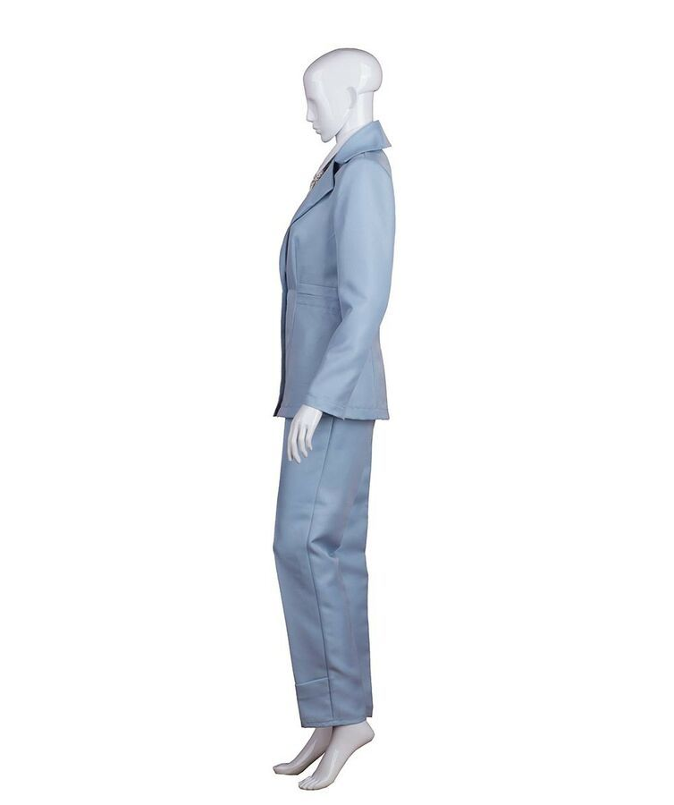 Women\u0027s Deluxe Costume for Cosplay Singer Bowie Party Suit
