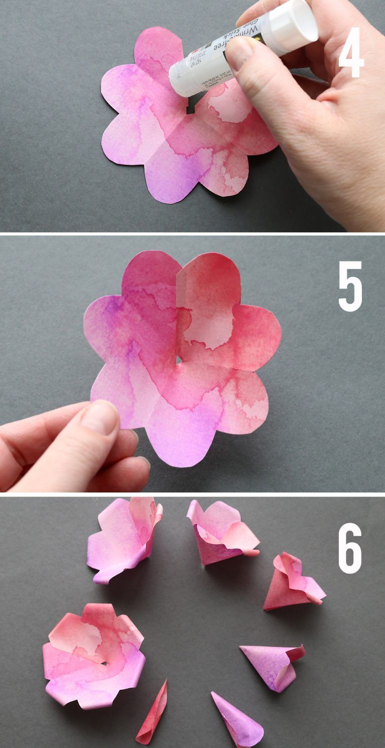Learn how to make paper roses with these beautiful paper rose ...