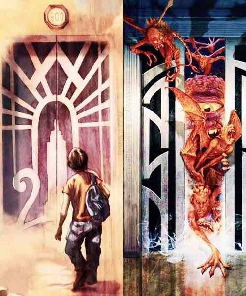 romangodOlympus\u0027s Doors vs. The Doors of Death & romangod:Olympus\u0027s Doors vs. The Doors of Death | Percy Jackson ...