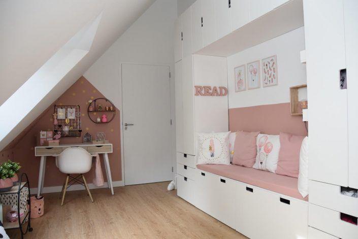 Leuk idee voor de muren van de kinderkamer zomerzoen