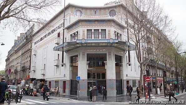 Luxor On Seine Luxor French Cinema Paris
