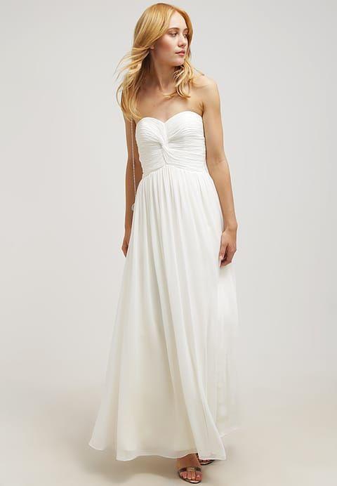 Laona Ballkleid Star White Zalando De Kleid Hochzeit Kleider Online Tragerloses Hochzeitskleid