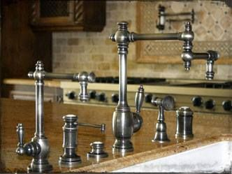 Waterstone Faucets Is An Innovative Design Driven Company Creating Luxury  Suited Kitchen Faucets, Accessories And Cabinet Hardware.