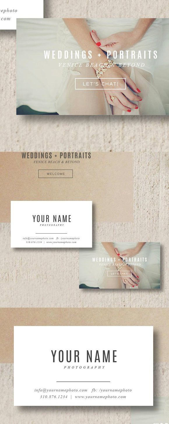 Photographer Business Card Template Pinterest Photographer