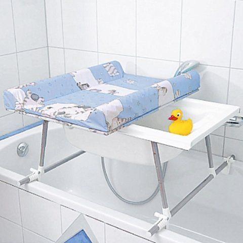 Geuther 4822 Aqualight Incl Badewanne Bade Wickelaufsatz