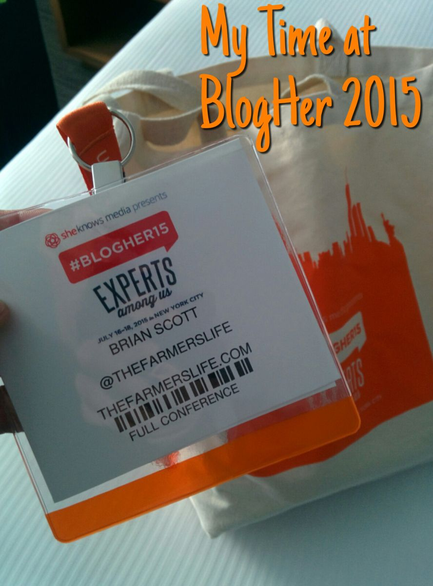 My Time at BlogHer 2015