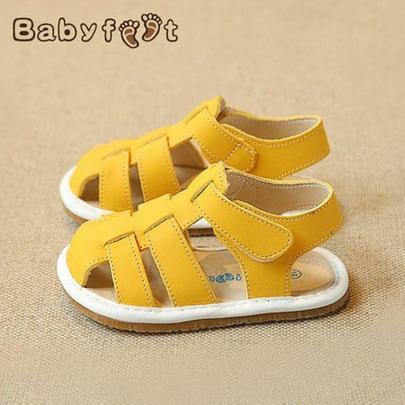 Babyfeet summer toddler shoes 0-2 year