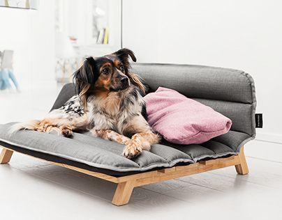 Dog Bed For Mnomo Stylish Dog Beds Dog Den Dog Mattresses