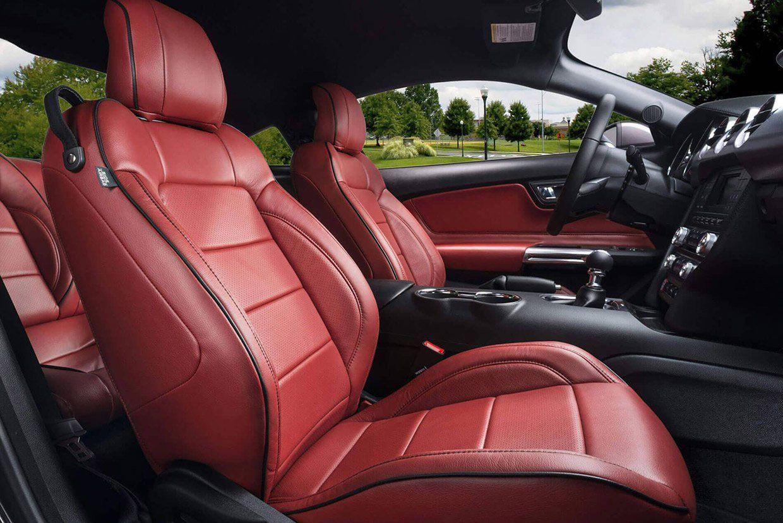 Katzkin Leather Car Seats Leather car seats, Ford