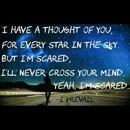 I Prevail Lyric Quotes My Heart I Surrender Iprevail