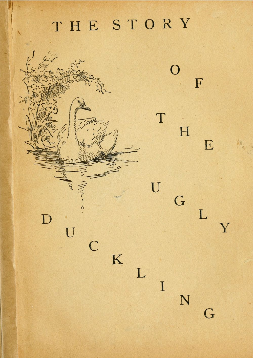 library of congress book turner the ugly duckling rare book