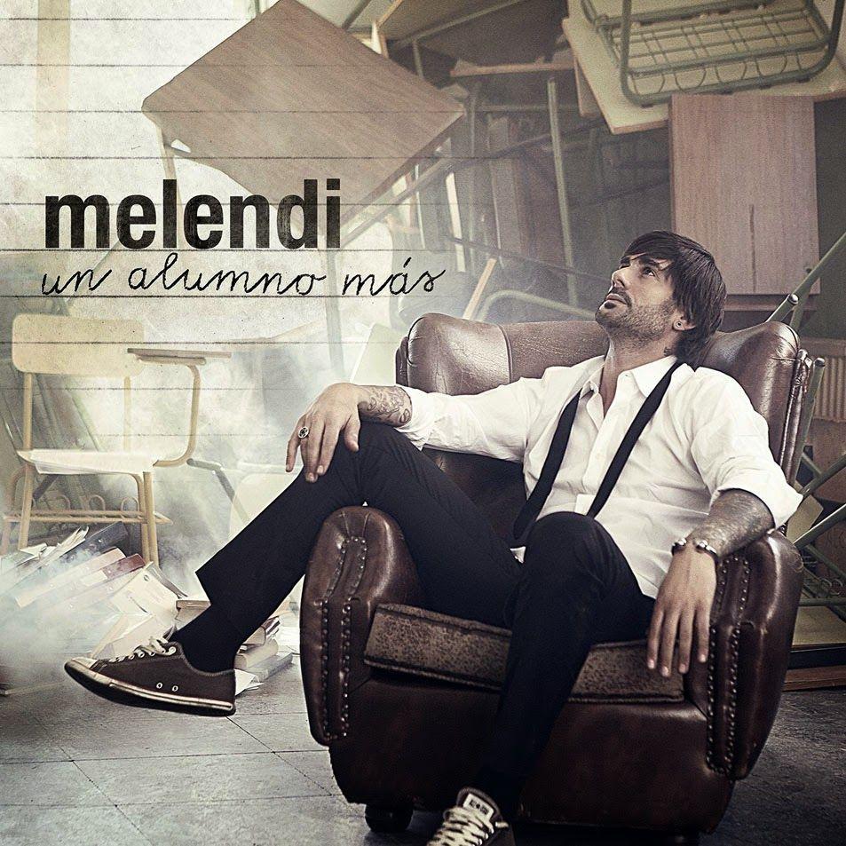 Tu Web Musical ™: Melendi: Un Alumno Mas [2014] [Álbum]
