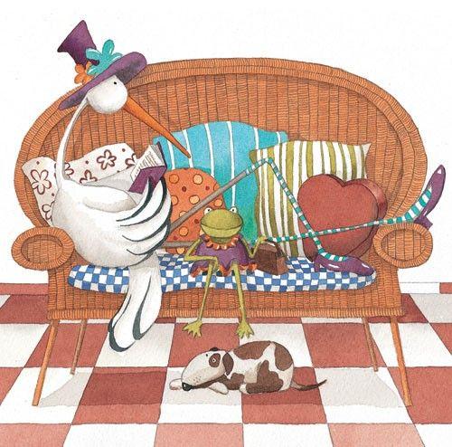 Monica Carretero Illustration