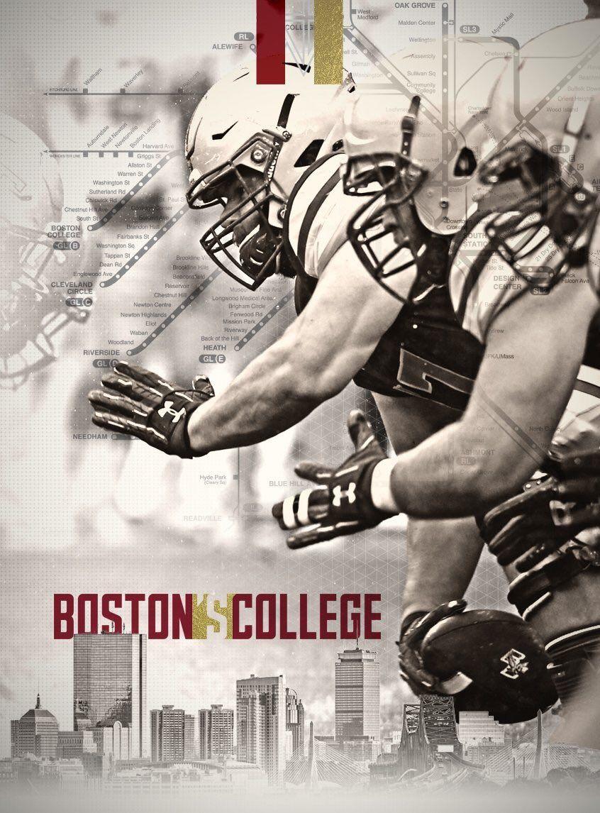 Boston college college football recruiting football