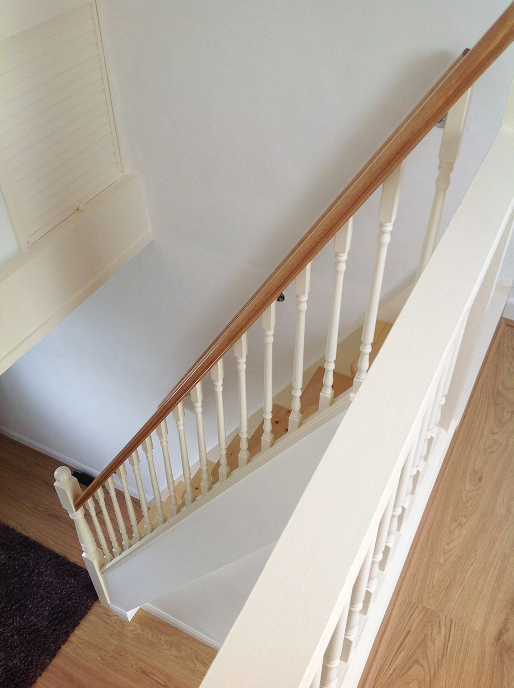 Best Stairbox White And Pine Spacesaver Staircase Staircase 400 x 300