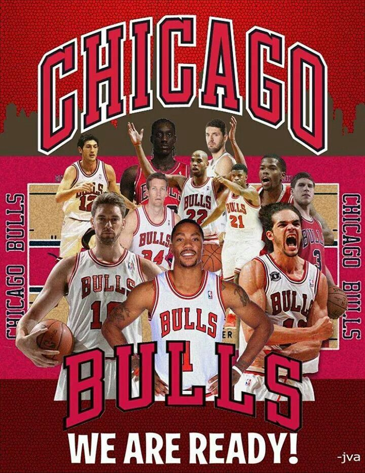 Chicago Bulls Baby 2014 Comic book cover, Game artwork