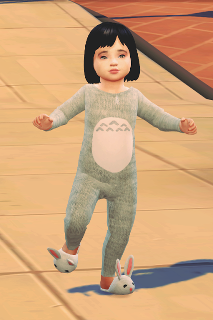 7a00db4bd Sims 4 CC s - The Best  Onesie (For Toddlers) by Sims Life Sims ...