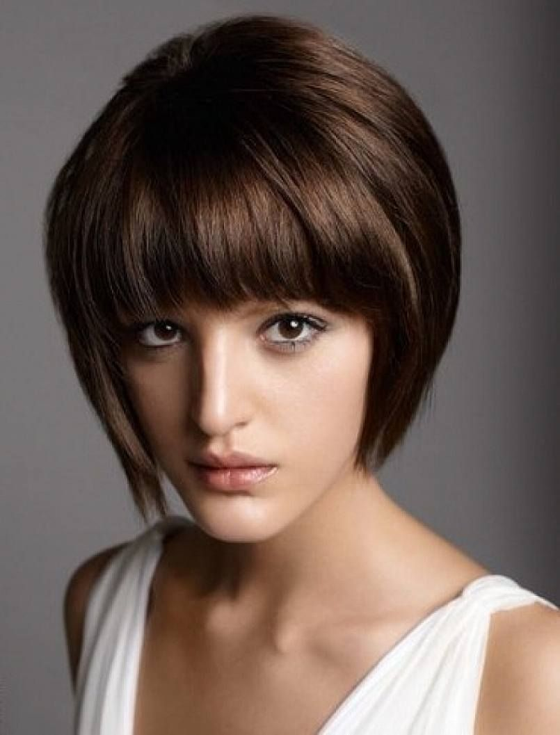 hot-bob-hair-cuts-for-girls teen girls short hairstyles | women