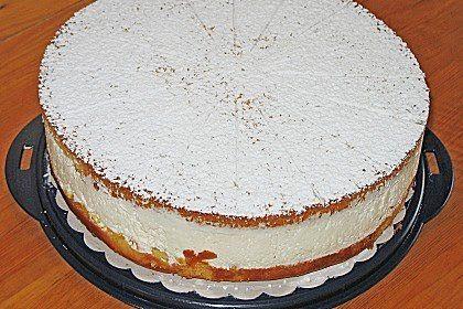 Kasesahne Ohne Gelatine Rezept Backen Backen Kuchen Und Kase
