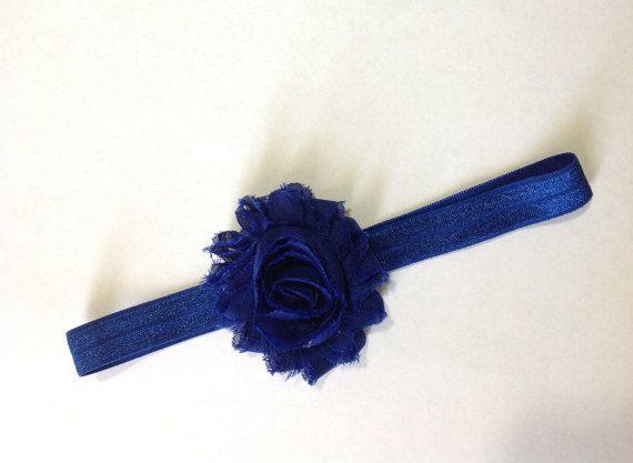 royal blue baby headband 1b979d027be