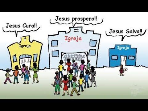 Cuidado! O Evangelho não promete riqueza, Mas salvação - Paulo Junior