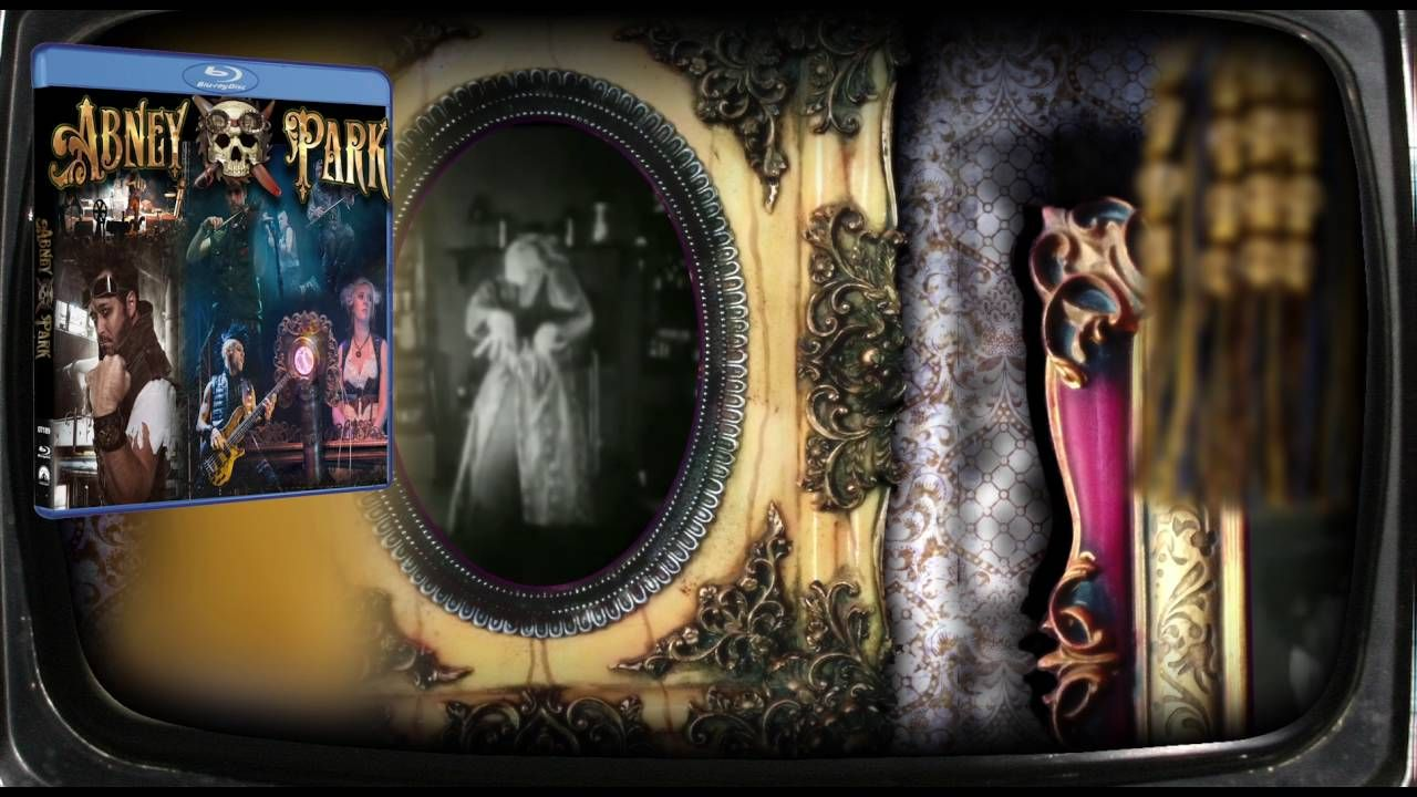 NEW Abney Park Blu-ray and DVD!
