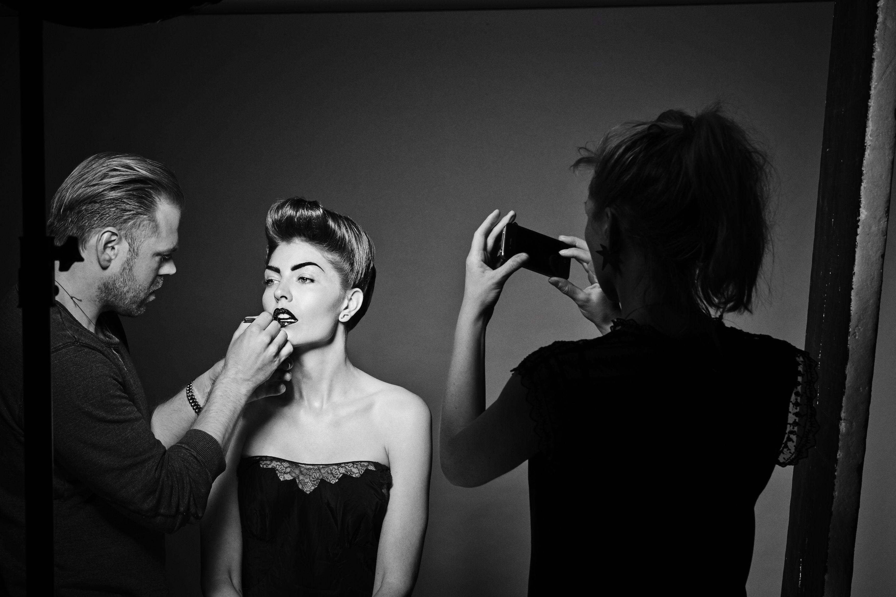 Janni Krogh Jewellery Photo shoot
