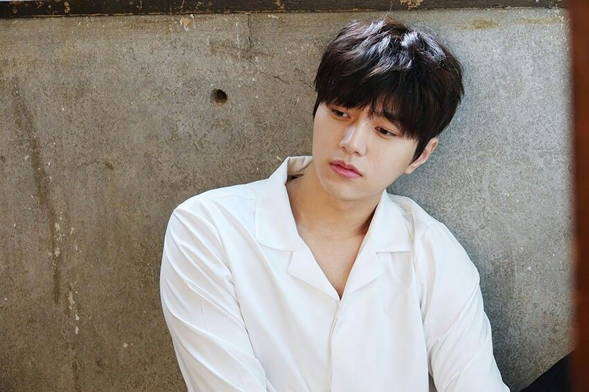 Myungsoo Profile Photoshoot By Naver Shades Of Kim